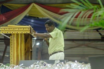 """""""Deliver Us From Temptation""""  - Pastor Adeboye"""