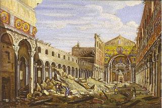 La Basilica di San Paolo fuori le Mura, il chiostro cosmatesco, l'area archeologica e il Giro delle 7 chiese - Visita guidata Roma