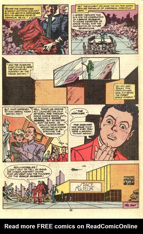 Read online Secret Origins (1986) comic -  Issue #50 - 96