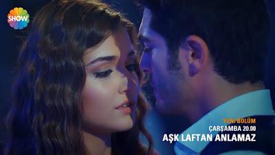 مشاهدة مسلسل الحب لا يفهم من الكلام Aşk Laftan Anlamaz الحلقة 8 مترجمة للعربية