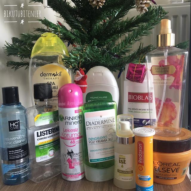 Güzellik Blogu Biten Ürünler Yazısı