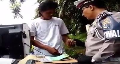 Oknum Anggota Melakukan Pugutan Liar, Kapolres Minta Maaf dan Undang Masyarakat Minta Ganti Rugi - Commando