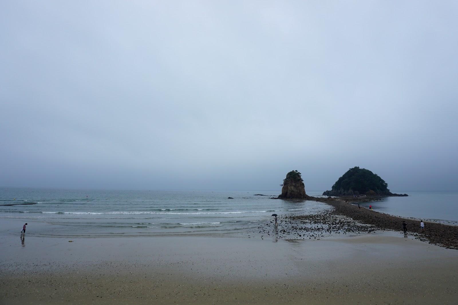Картинки по запросу Gijipo Beach Anmyeon Island