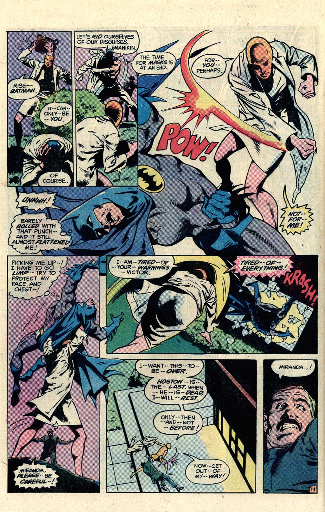 Detective Comics (1937) 507 Page 17