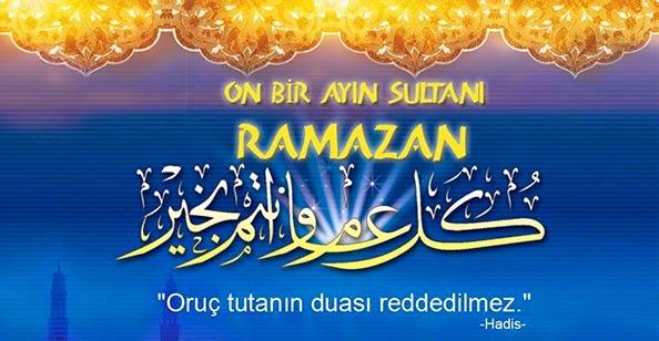 ramazan-oruç mesajları