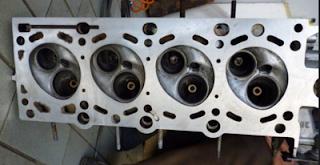 Ciri-ciri Paking Silinder Head (Cylinder Head Gasket) Rusak
