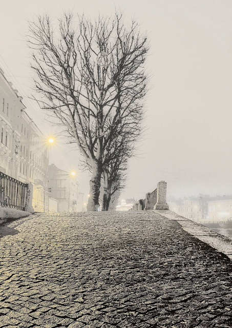 Санкт-Петербург зимние фото