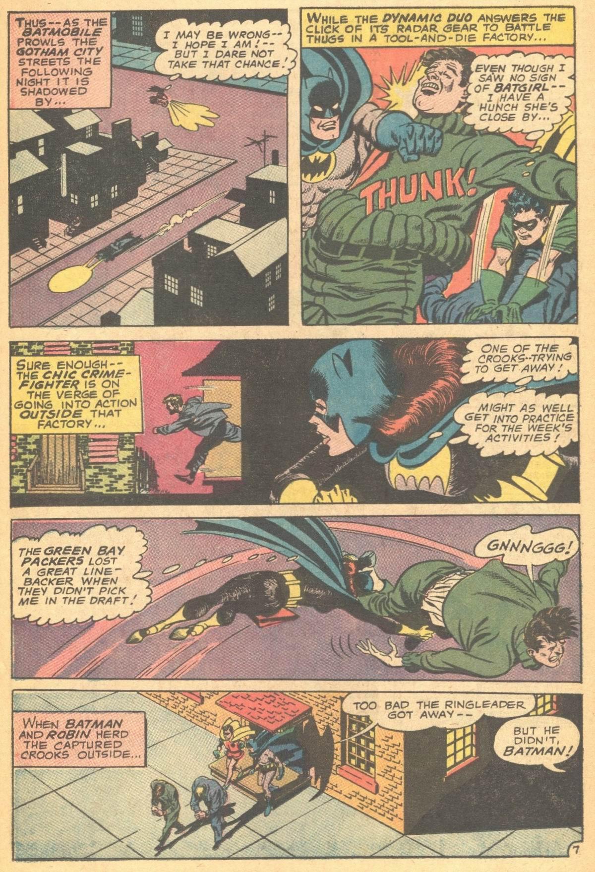 Detective Comics (1937) 369 Page 10