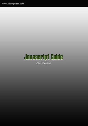 Ebook Javascript Pemula
