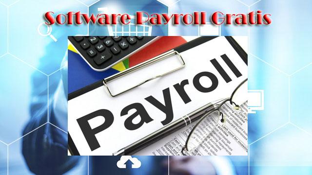 aplikasi payroll, software penggajian
