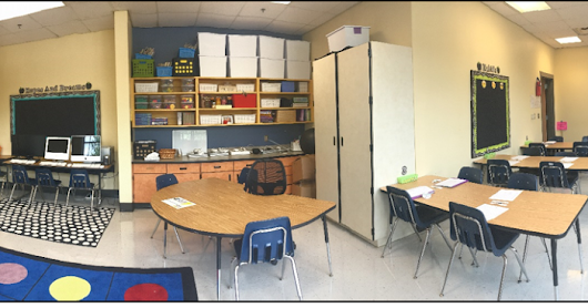 Our Classroom: 2016 Reveal
