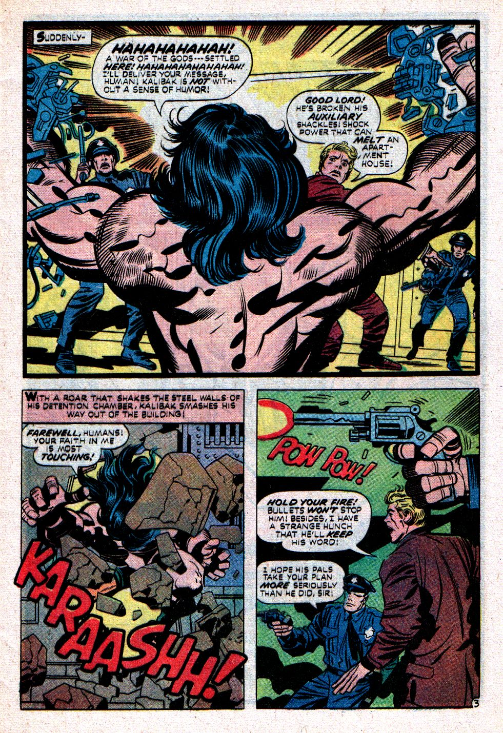 The New Gods (1971) issue 11 - Page 5