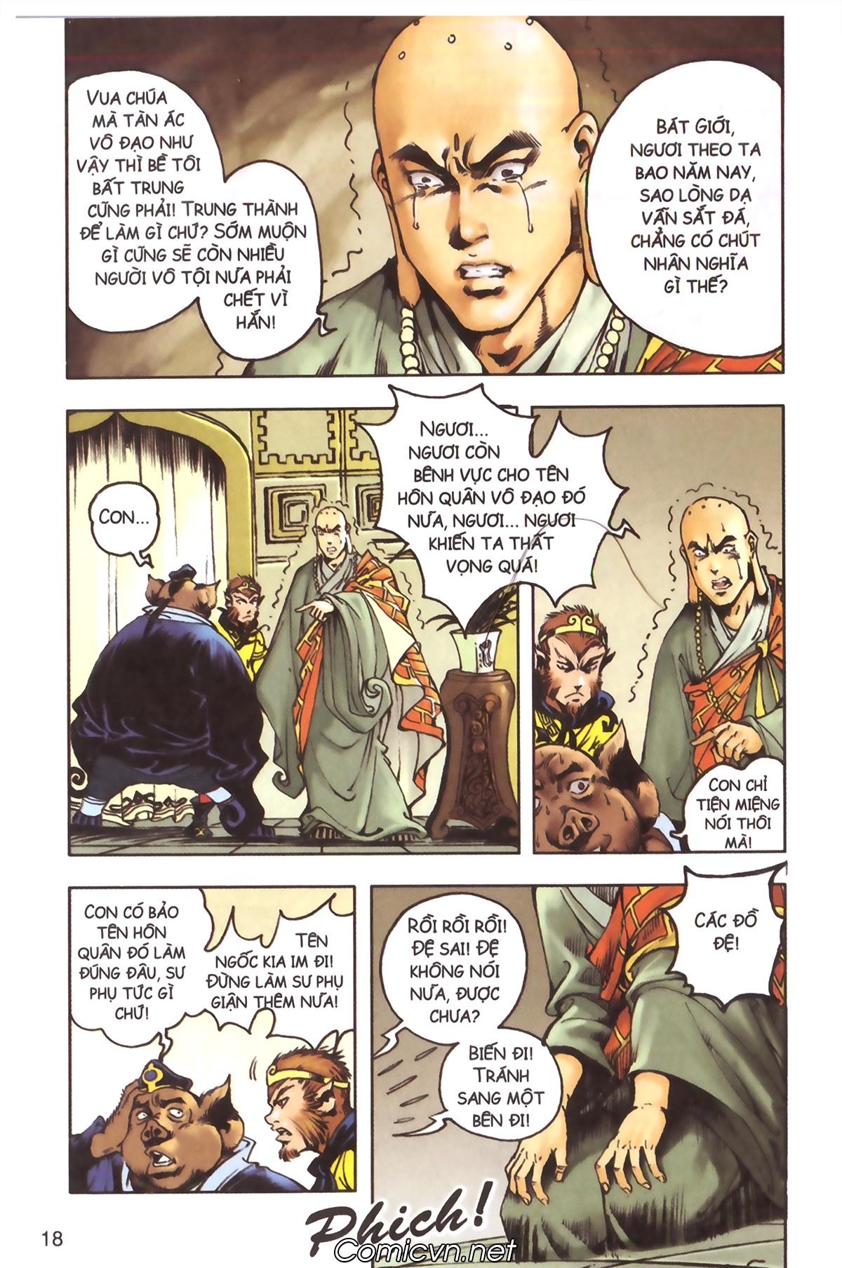 Tây Du Ký màu - Chapter 129 - Pic 16
