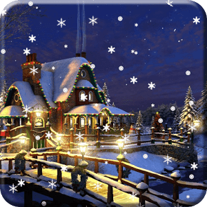 Snow Night Live Wallpaper HD Latest APK