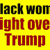 2 black women fight over Trump