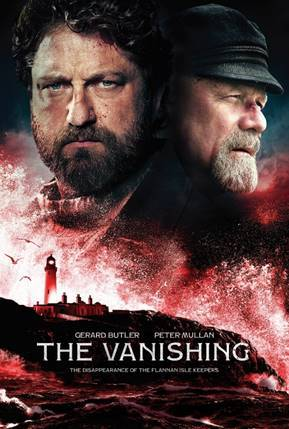 The Vanishing [2018] [DVDR] [NTSC] [Latino]
