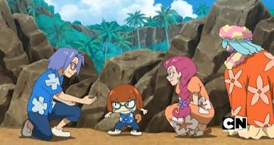 Pokémon Sol y Luna Ultra Aventuras Capitulo 43 Temporada 21 Yo elijo vacaciones Pokémon