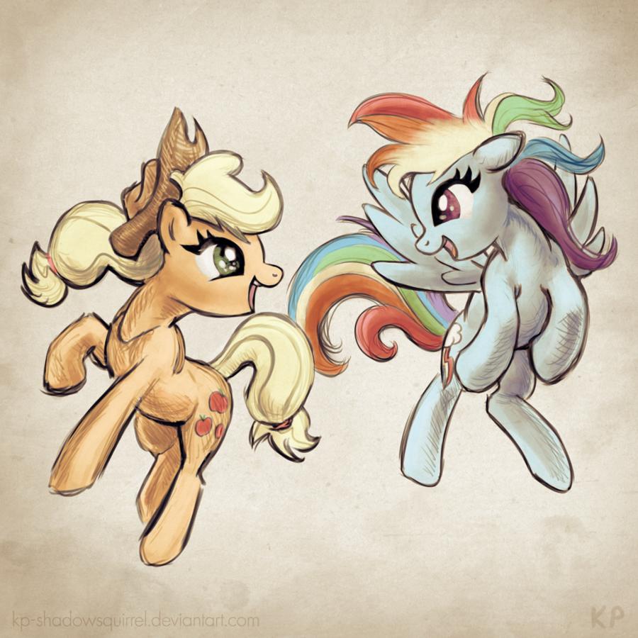 Equestria Daily - MLP Stuff!: 08/31/12  Applejack