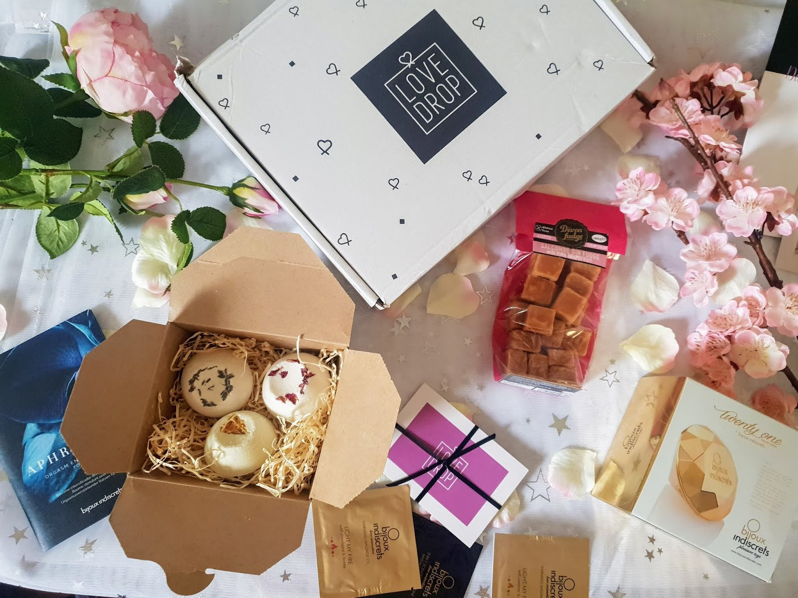love drop couples subscription box review