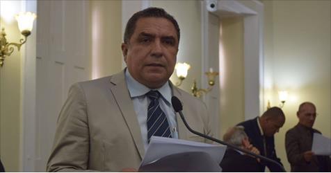 Deputado Inácio Loiola lembra a passagem dos 102 anos da Fábrica da Pedra e lamenta crise