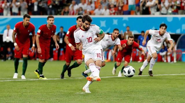 Piala Dunia 2018 Hasilkan Rekor Baru Jumlah Penalti
