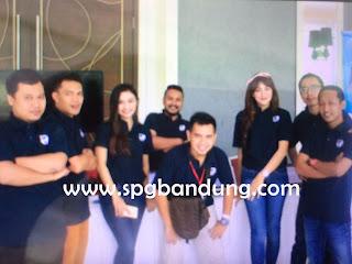 agency spg event bandung, agency usher bandung, agency model bandung