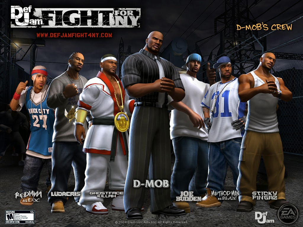 Def Jam - Fight For NY ROM Free Download for PS2 - ConsoleRoms