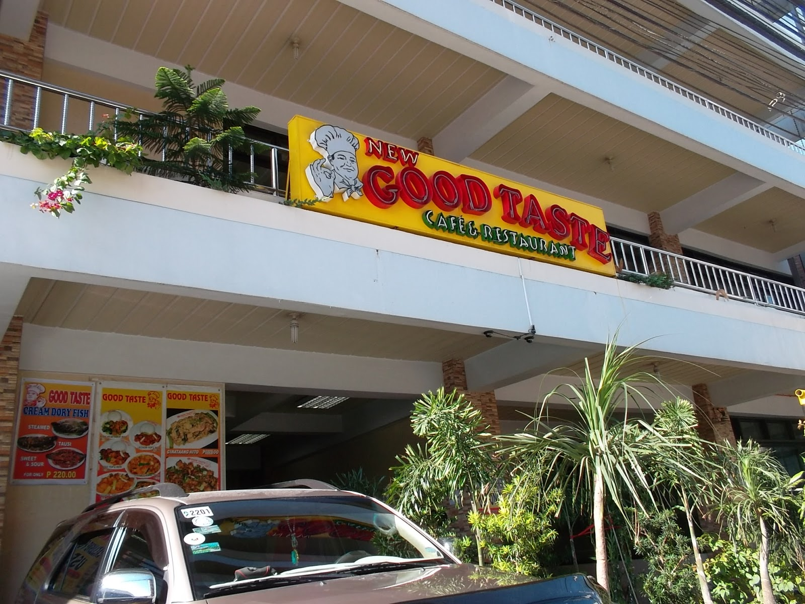 Good Taste Restaurant Is Now The Number One In Baguio City It Located Near Burnham Park