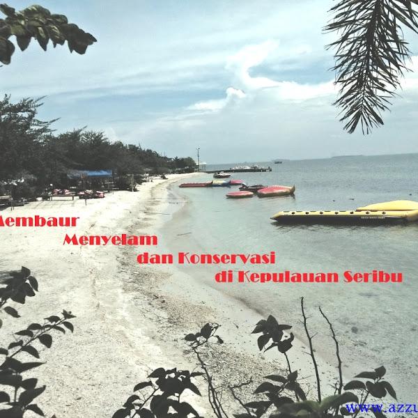 Membaur, Menyelam dan Konservasi di Kepulauan Seribu