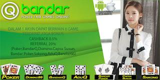 Situs Agen Bandar Sakong Online Terpercaya QBandar - www.Sakong2018.com
