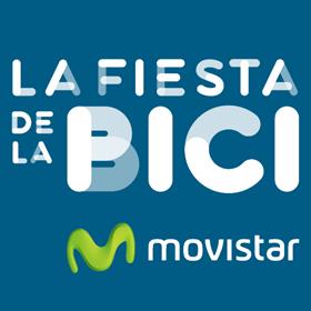 La Fiesta de la Bicicleta 2016 en Madrid. 2 de octubre