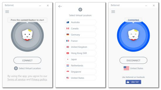 Betternet VPN Premium Review 2019 – Simply Not Worth the Risk!