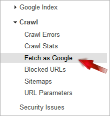 resubmit crawl errors in webmaster
