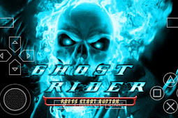 Ghost Rider psp iso/cso + Save data 100% Complete