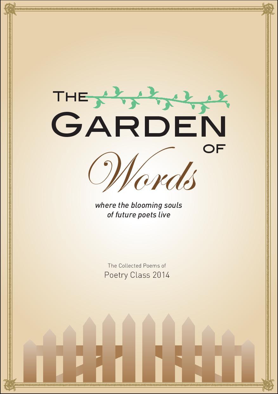The Gentle Servant The Garden Of Words