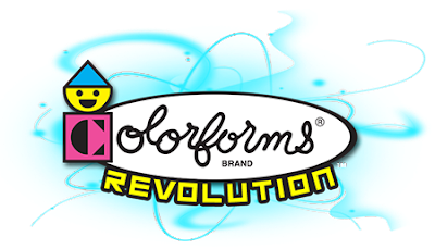 Colorforms Revolution Logo