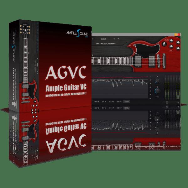 Ample Guitar VC III v3.2.0 Full version