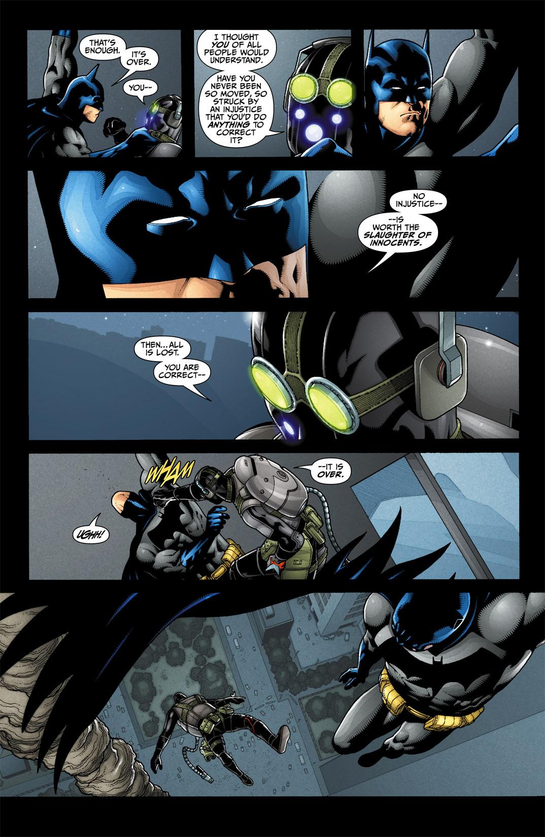 Detective Comics (1937) 830 Page 21