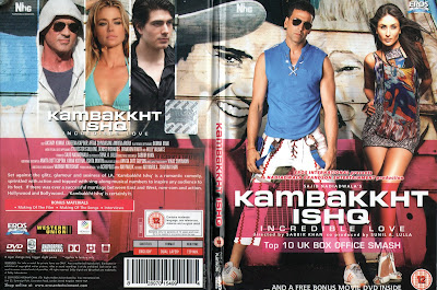 Kambakkht Ishq (HD) Watch full hindi movie online for free
