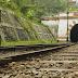 Terowongan Lampegan yang berada di Cianjur