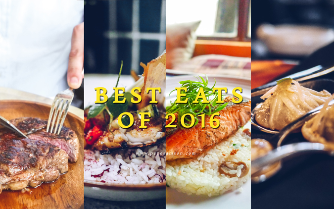 My 8 Favorite Restaurants for 2016
