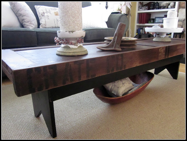 Armoire Door Coffee Table Results