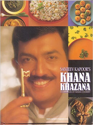 Download Free E-Book Khana Khazana by Sanjeev Kapoor PDF