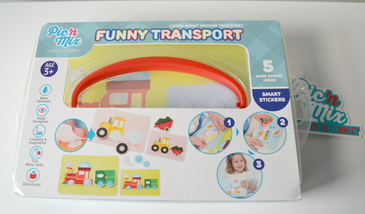 Pic 'n Mix Toy Review