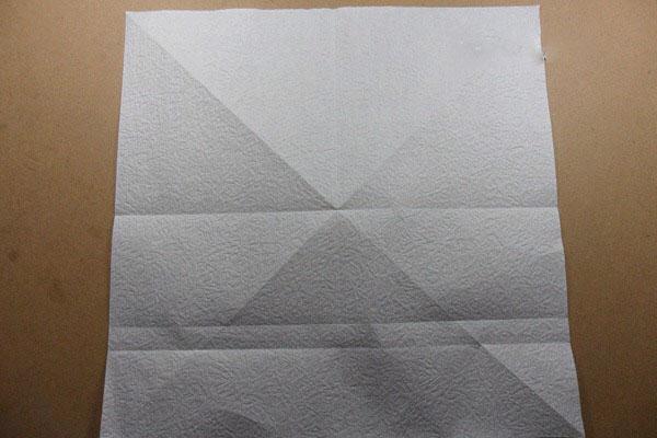 Ангел из бумаги в технике оригами (8)