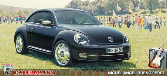 Volkswagen Beetle Fender Edition, dando la nota   Rosarienses, Villa del Rosario