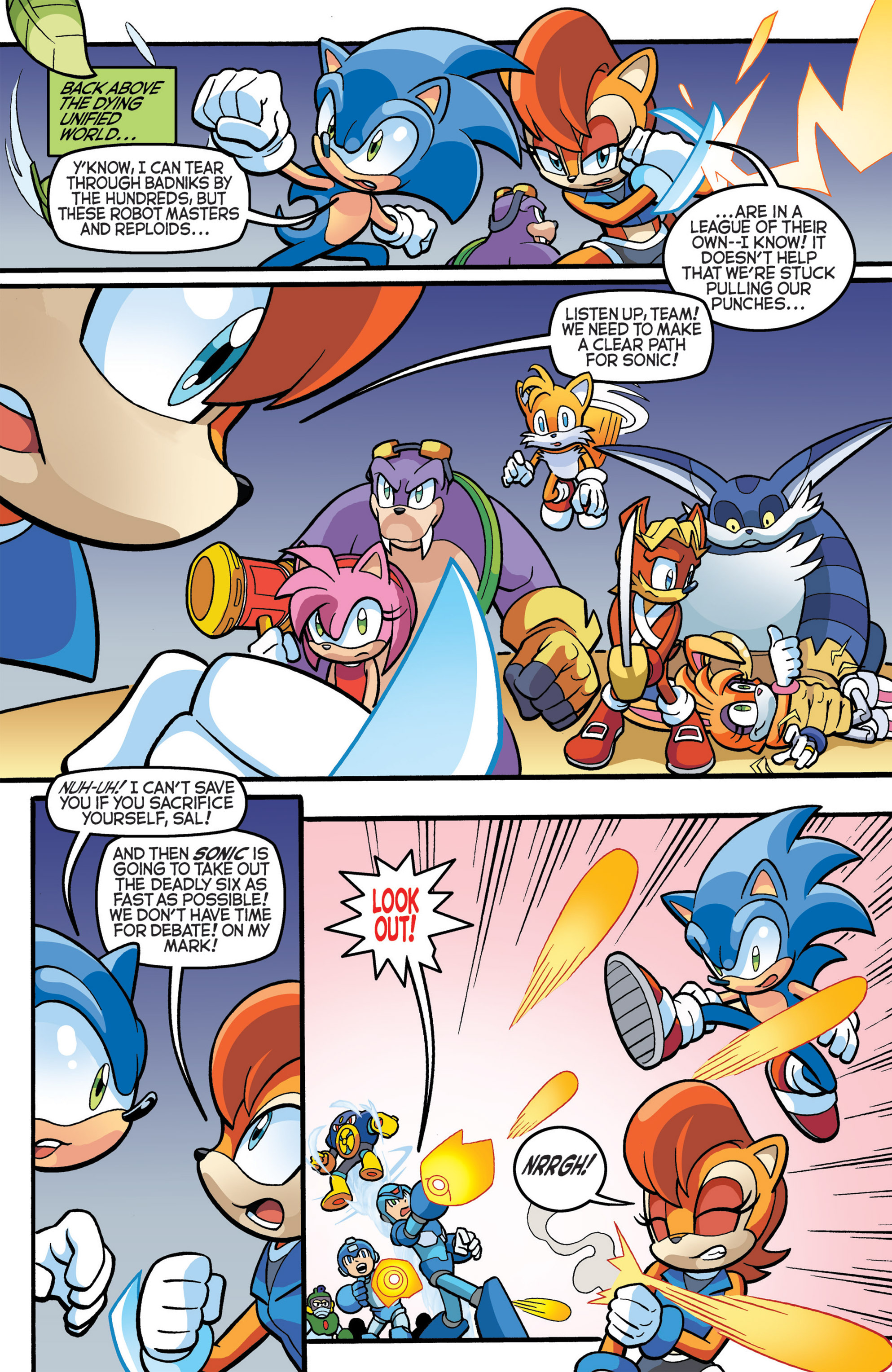 Read online Sonic The Hedgehog comic -  Issue #274 - 13