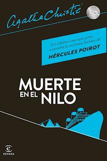 Reseña: Muerte en el Nilo, de Agatha Christie