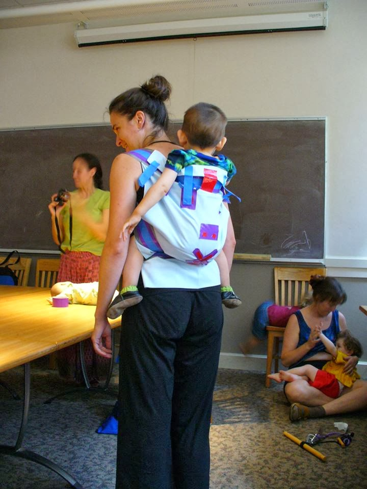 3e1d531a03b first Babywearing Conference Emergency Wearing class