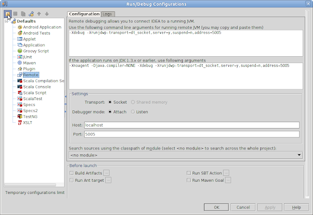 Liftweb setup in 10 minutes - IDE and project configuration